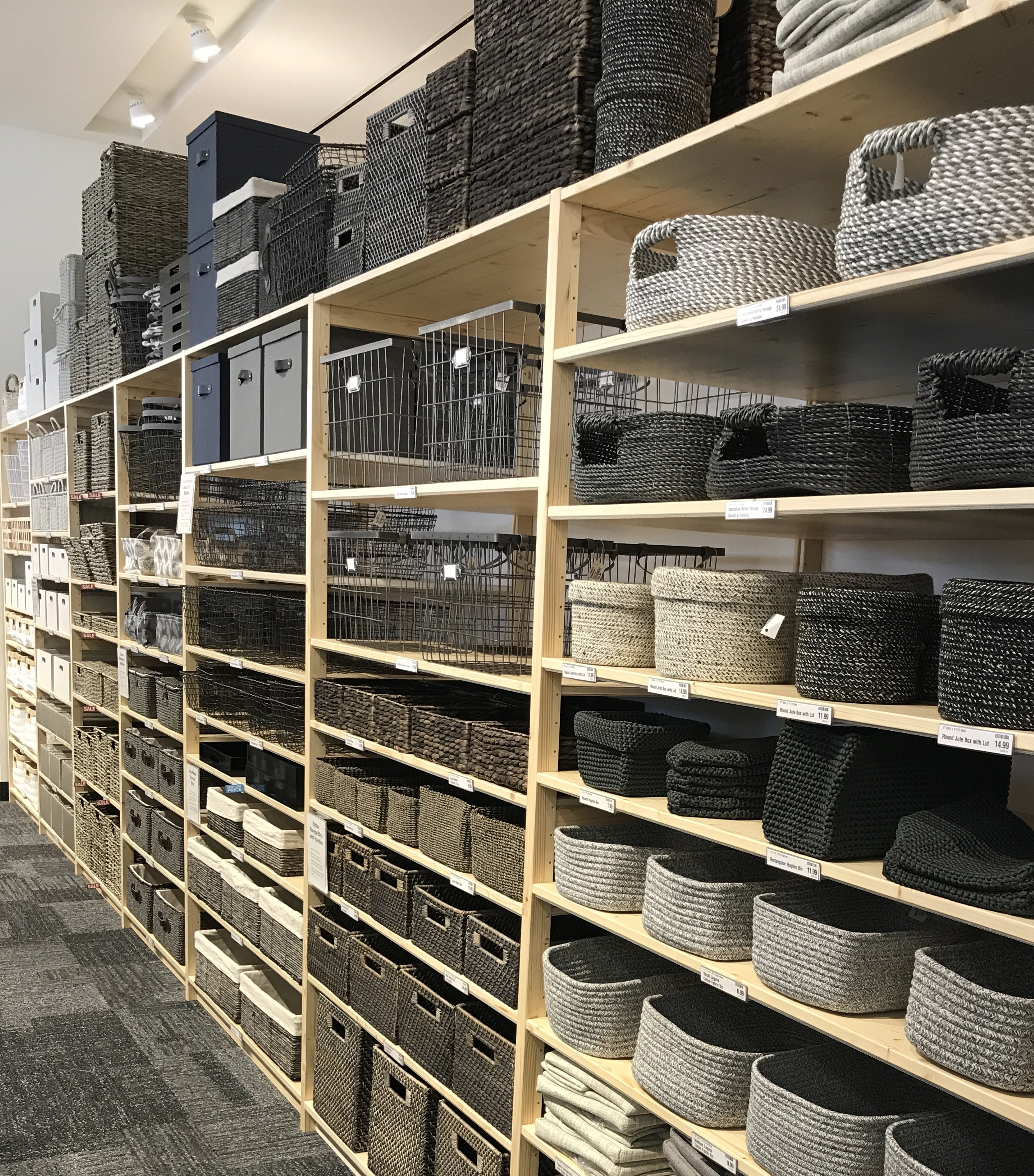 99 Store Near Me >> The Container Store: Mixed feelings + 7 shopping tips ...